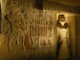 A View Inside the Tomb of Iasen