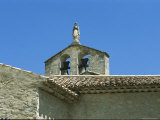 Church Bell Tower  Provence Region  France