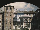 Xeropotamou Monastery at Mount Athos