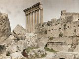 Ruins of the Temple of Jupiter