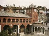 Vatopedi Monastery at Mount Athos