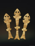 These Scythian Gold Foil Fish Once Adorned a Horses Bridle