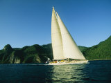 Large Charter Sailboat  Guadeloupe Islands