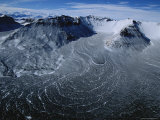 The Longest Rock Glacier in the Dry Valleys Descends into Beacon Valley