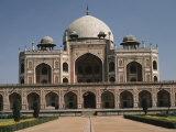 Humayuns Tomb  Built in the 16th Century