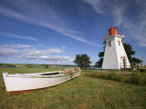 The Seaport Lighthouse Museum on Prince Edward Island