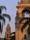 Casa del Prado Theatre in Balboa Park  San Diego  California