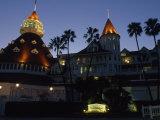 The Hotel de Coronado's Exterior  San Diego  California