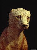 A Kassite Terra-Cotta Lioness Dated at 1500 BC