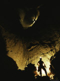 Cavers Descend a 152-Meter Deep Pit Inside Krubera Cave