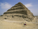 View of the Step Pyramid