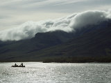 Canoeists on the Noatak River