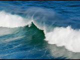 A Close View of a Wave