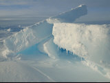 Slabs of Antarctic Ice