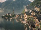 Scenic View of Hallstatt