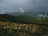 View from Wildflower Meadow of the Rockies Bitterroot Range