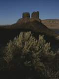Two Sisters Buttes Landmark