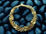 A Bronze Neck Ring from 600 BC