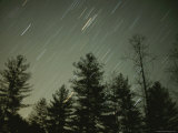 Star Streaks over the Nantahala National Forest