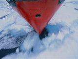 Icebreaker Louis S St-Laurent on Research Mission in Canada Basin
