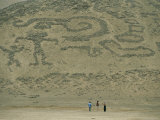 Geoglyphs Sketched into Cerro Unita by Unknown Artisans Millennia Ago