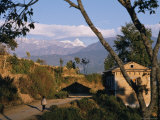A Nepali Walks the Road to Dolakha