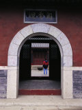 The Miao Fengshan Buddhist Temple in Beijing