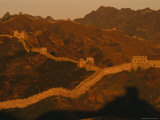 The Jinshaling Section of the Great Wall at the Beijing-Hebei Border