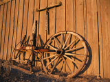 Vintage Details by the Blacksmith Barn at This Western Movie Location