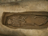 Unearthed Grave of Colonist at Jamestown Settlement