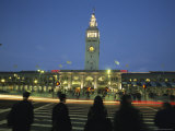 The Clock Tower of the Ferry Building