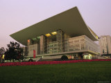 The Shanghai Grand Theatre