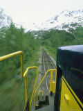 The Alaska Railroad at Moose Pass