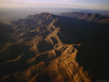 Sandstone and Quartzite Layers Line the Flinders Ranges of Australia