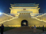 The Front Gate of Tiananmen Square