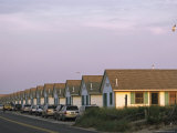 Rental Cottages Along a Cape Cod Beach