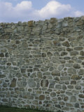 The Stone Wall of Fort Frederick