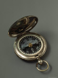 Robert E Pearys Compass  a Primary Navigational Instrument That He Double-Checked at Local Noon