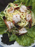 Thai Mango Prawn Salad