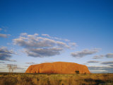 View of Ayers Rock