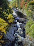 The Pleasant River in Maine