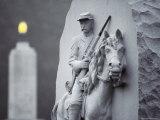The Peace Memorial at Gettysburg  Pennsylvania