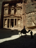 Pharaoh's Treasury  Petra  Jordan