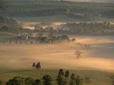 Pastoral Farm  Loudon County  Virginia  USA