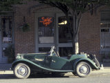 Classic MG Mark-II Roadster  Washington  USA