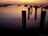 Sunrise on Boats  New Hampshire  USA