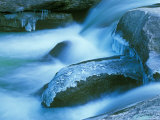 Turtleback Falls  Nantahala National Forest  North Carolina  USA