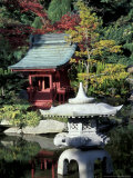 Point Defiance Park  Japanese Garden  Tacoma  Washington  USA