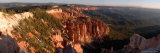 Panoramic View from Rainbow Point  Bryce Canyon National Park  Utah  USA