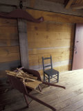 Carpenter&#39;s Shop  Fort Vancouver Natoinal Historic Site  Washington  USA
